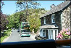 599 Lakes bus