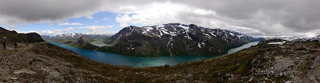 2015 Norway - Trondheim to Bergen