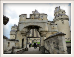 Château de Pierrefond !