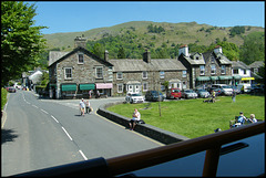 Grasmere village green