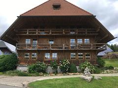 Black Forest Architecture