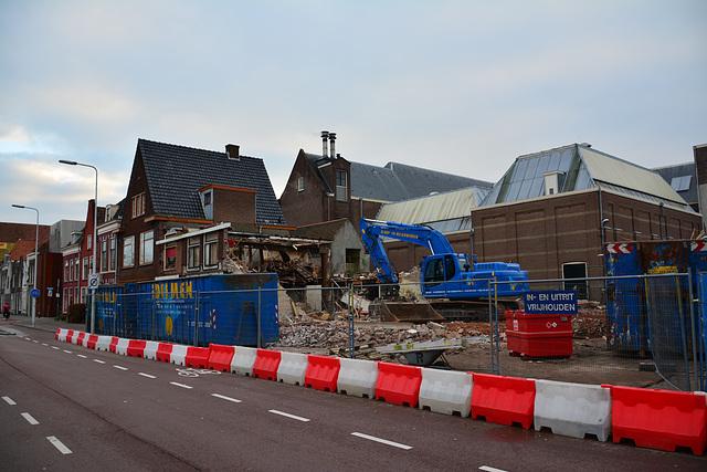 Building project Lammermarkt