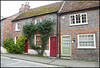 High Street terraced cottages