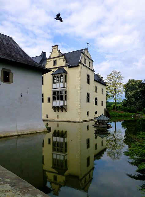 DE - Wachtberg - Burg Odenhausen