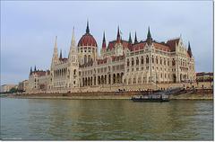 Parlament. Budapeszt