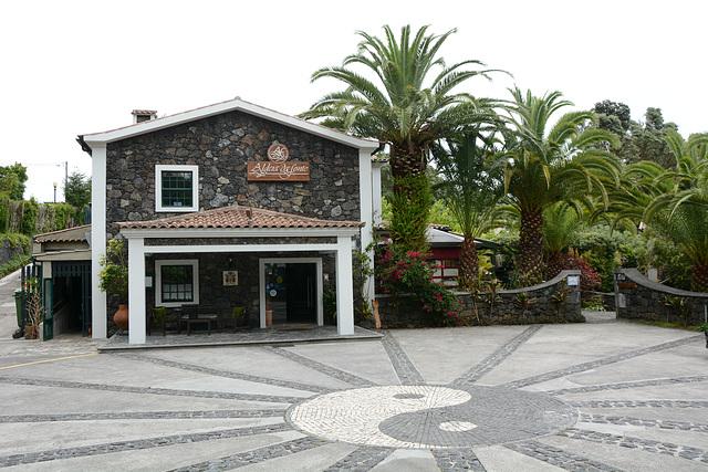 Azores, The Island of Pico, Hotel and Restaurant Aldeia da Fonte
