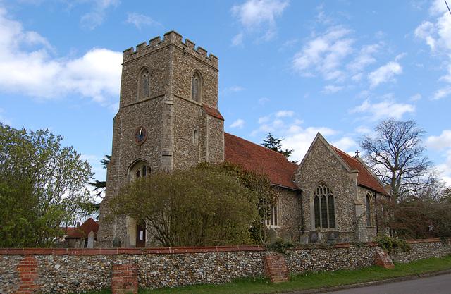 Little Easton Church, Essex