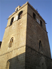 Belfry of Lamego Cathedral.