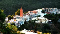 La zaouïa de Sidi Benamar .