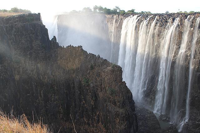 Victoria Falls, from Zambia