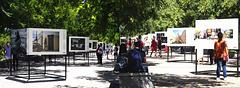 WORLD PRESS PHOTO , Exhibition at the Alameda do Parque dos Poetas