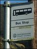 Hampton Poyle bus stop
