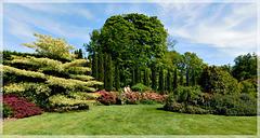 Au parc Botanique de Haute Bretagne (35)