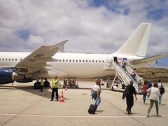 Getting on board - return to Lisbon.