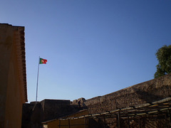 Castro Marim Castle.