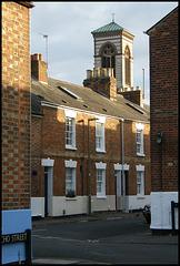 corner of old Barny