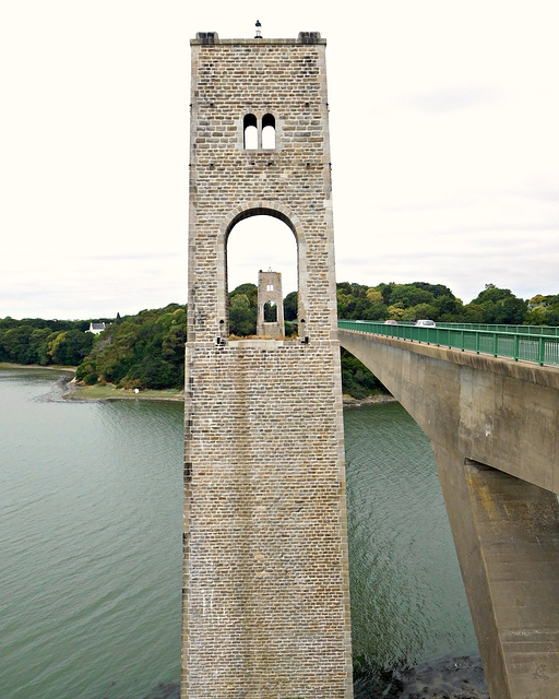 le pont du bonhomme Lanester (56)
