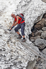 Extreme Rarities (2c): Old Snow at 1,450m End of July