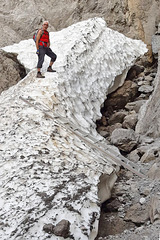 Extreme Rarities (2b): Old Snow at 1,450m End of July