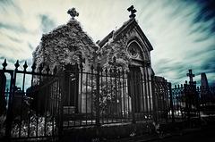 Lyon, cimetière de Loyasse