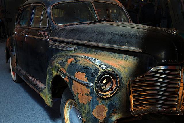 Crotte de Buick