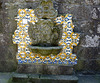 Barcelos- Palace of the Dukes of Braganza- Tiled Drinking Fountain