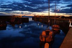 TiG - Gardenstown harbour