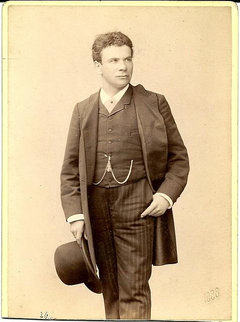 Fritz Friedrichs by Hoffert