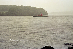 Ullswater Ferry (Scan from May 1993)