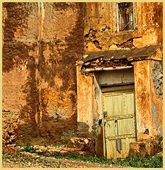 Berber village - Detail