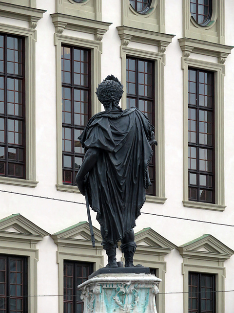 Brunnen-Statue