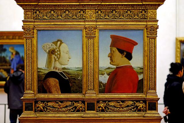 Florence Uffizi Gallery 3 XPro1