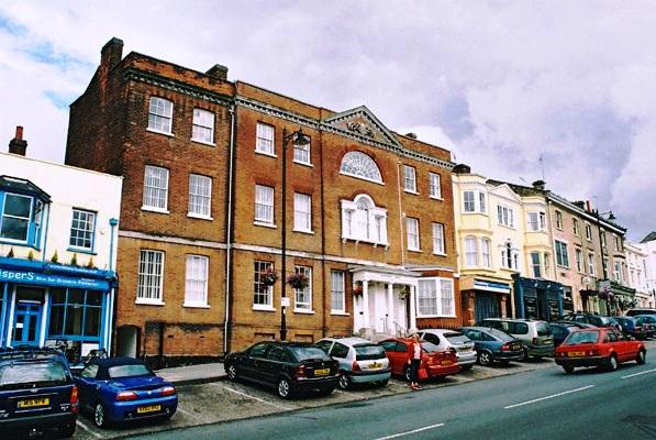 Premaburg House, High Street, Halstead, Essex