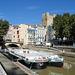 Narbonne, Canal de la Robine - 2004-09-30--Ix500-IMG 0925