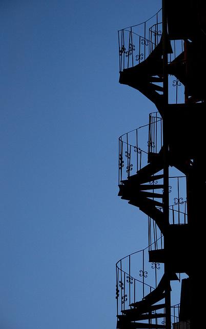Treppengeflecht