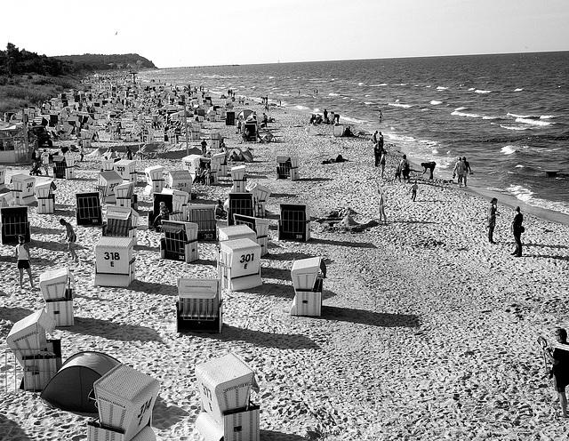 (Endlos-)Strand Usedom