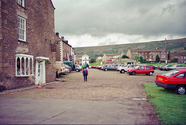Reeth. (Aug 1993, scan)