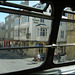 bus past the Eastgate Hotel