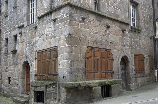 Hôtel de Kermenguy (17e siècle)