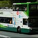 open-top Lakes bus
