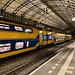 Train at Den Haag HS