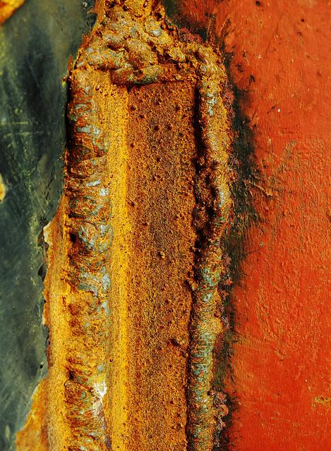 Rusty Stuff at The Scrapyard 1