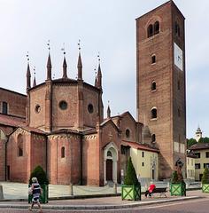 Chieri - Battistero del Duomo