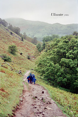 Ullswater  (Scan from May 1993)