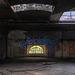 Abandoned Trieste - burned / 2