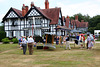 AIRCO DH2 at the Petwood Hotel ~ Woodhall Spa 1940's weekend ~ 2018