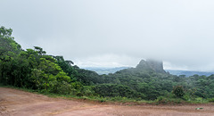 "The Way to ""Pedra do Baú"""