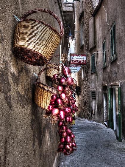 Tropea Italie Calabre