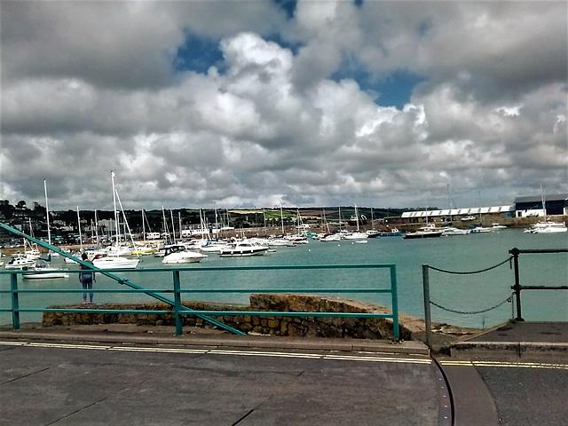 HFF everyone! Penzance harbour.