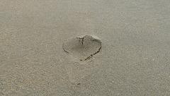 Sur le sable chaud...